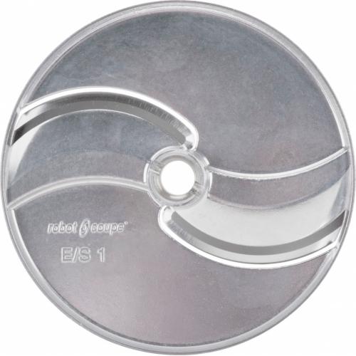 Диск слайсер 1 мм для ROBOT COUPE R502, CL50, CL50Ultra, CL52, CL55, CL60