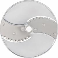 Диск слайсер 2 мм для ROBOT COUPE R502, CL50, CL50Ultra, CL52, CL55, CL60 (для волнистых ломтиков)