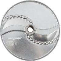 Диск слайсер 3 мм для ROBOT COUPE R502, CL50, CL50Ultra, CL52, CL55, CL60 (для волнистых ломтиков)